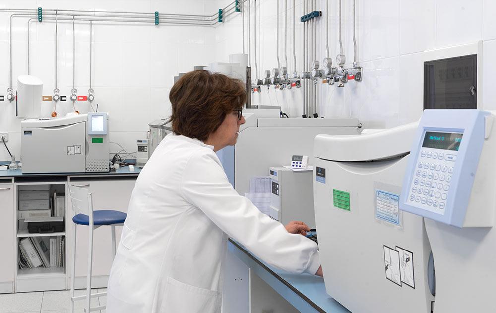 Laboratorio Aceites Toledo en Los Yébenes